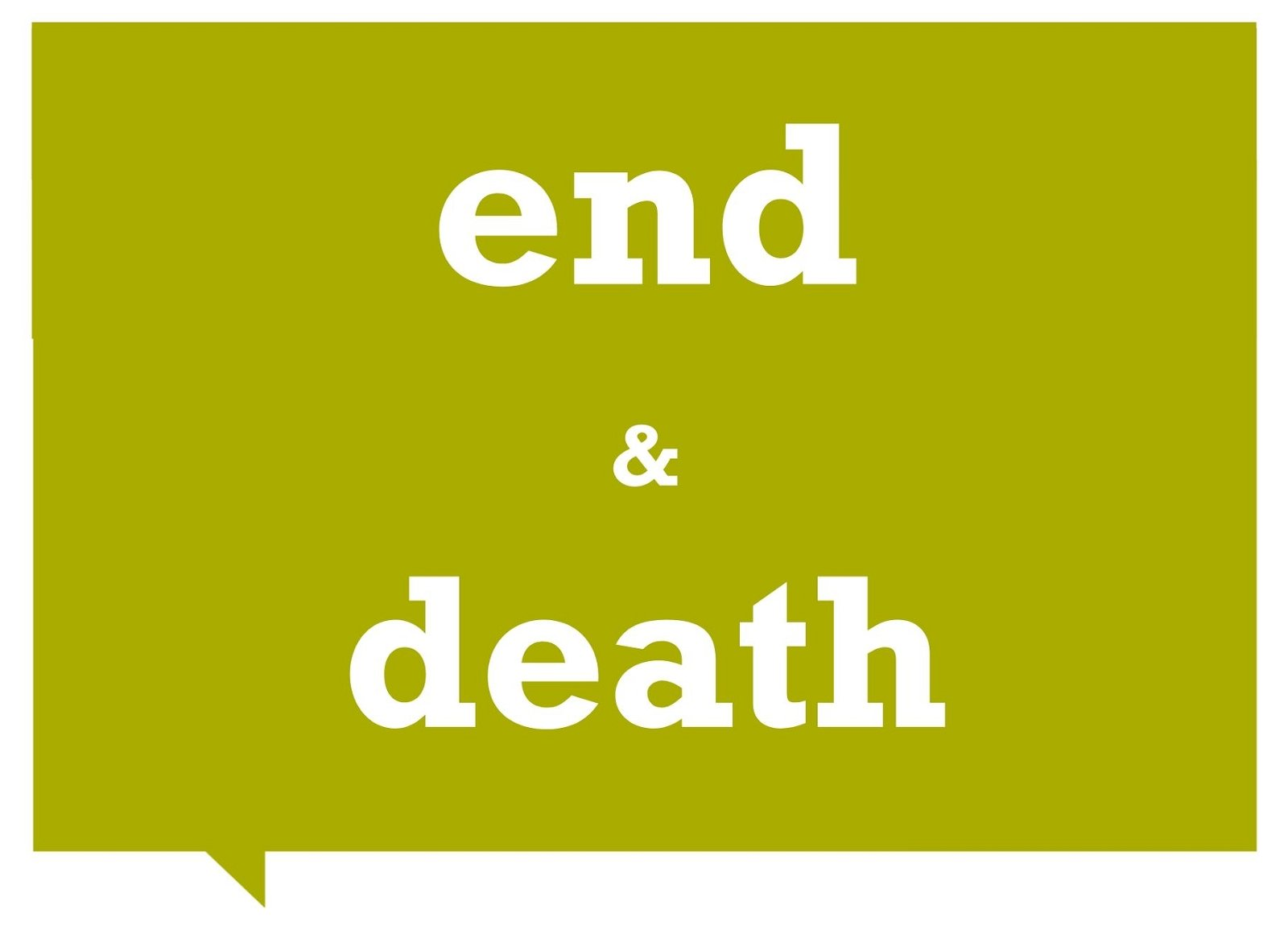 end and death